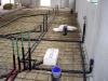 DEPOSITO ALIMENTARE - Particolare impianti interni