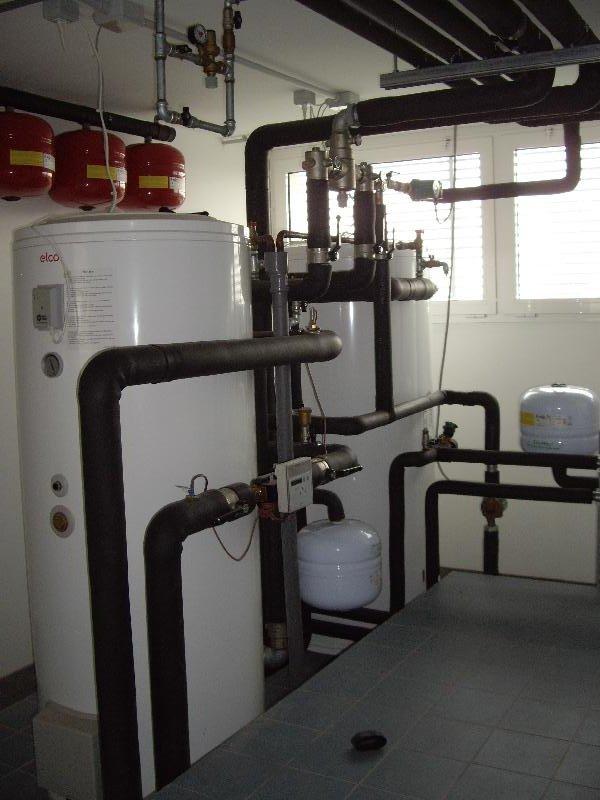 EDIFICIO COMMERCIALE/ RESIDENZIALE - Boiler Scala A