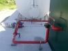 Impianto di cogenerazione - Mira - Linea combustibile incamiciata