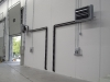 SANAGENS - Impianto riscaldamento capannone
