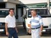 Crosato Impianti - I titolari, Lorenzo e Guerrino Crosato