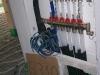 EDIFICIO COMMERCIALE/ RESIDENZIALE - Collettore imp. a pavimento